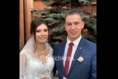 Получивший в подарок от ФК «Краснодар» машину таксист Женя нашёл свою любовь