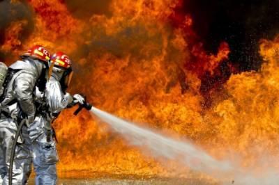 В Комсомольске-на-Амуре сгорел электромобиль