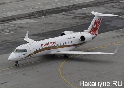 Самолет рейса Йошкар-Ола — Москва сел с отказавшим двигателем