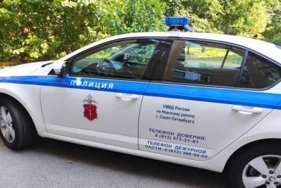 Сбившего подростков на Лиговском проспекте водителя Cadillac задержали
