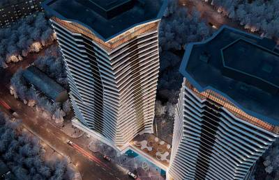 Современный жилой комплекс от ЭНСО признали лучшим в столице