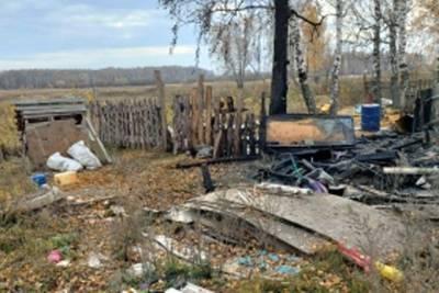 Родителей сгоревших в сарае под Новосибирском детей отпустили на свободу